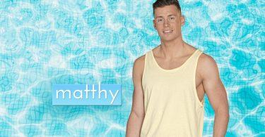 Matthy Love Island