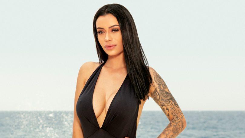 Yasmine Ex on the Beach