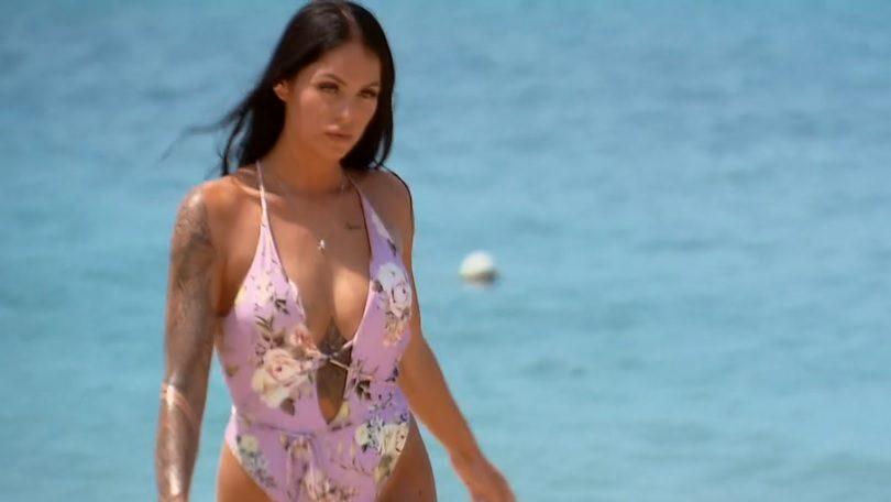 Elodie Laay Ex on the Beach Double Dutch All Stars