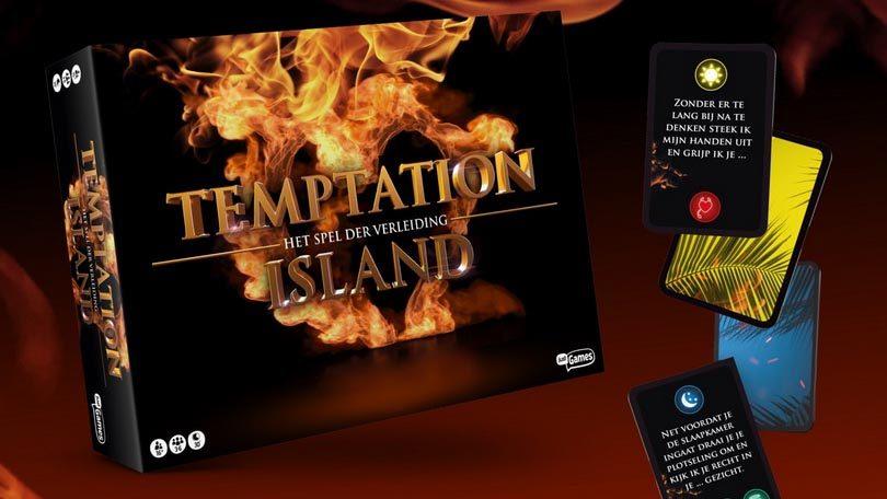 Temptation Island spel