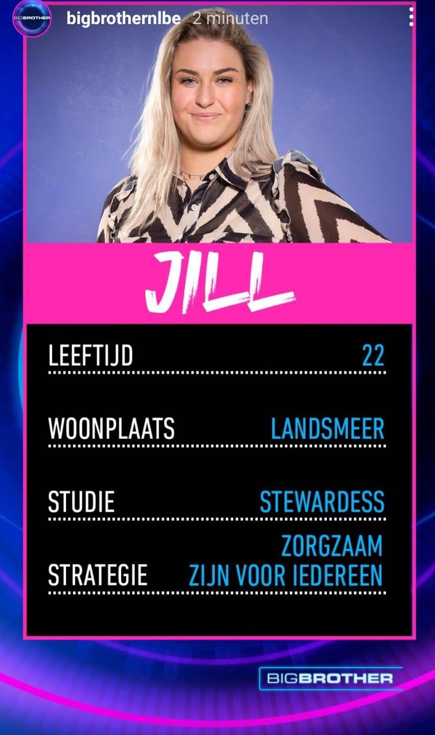 Jill Big Brother 2021 Instagram - Carla Diaz e Pocah ...