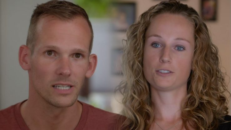 Lars Lizzy Married at First Sight